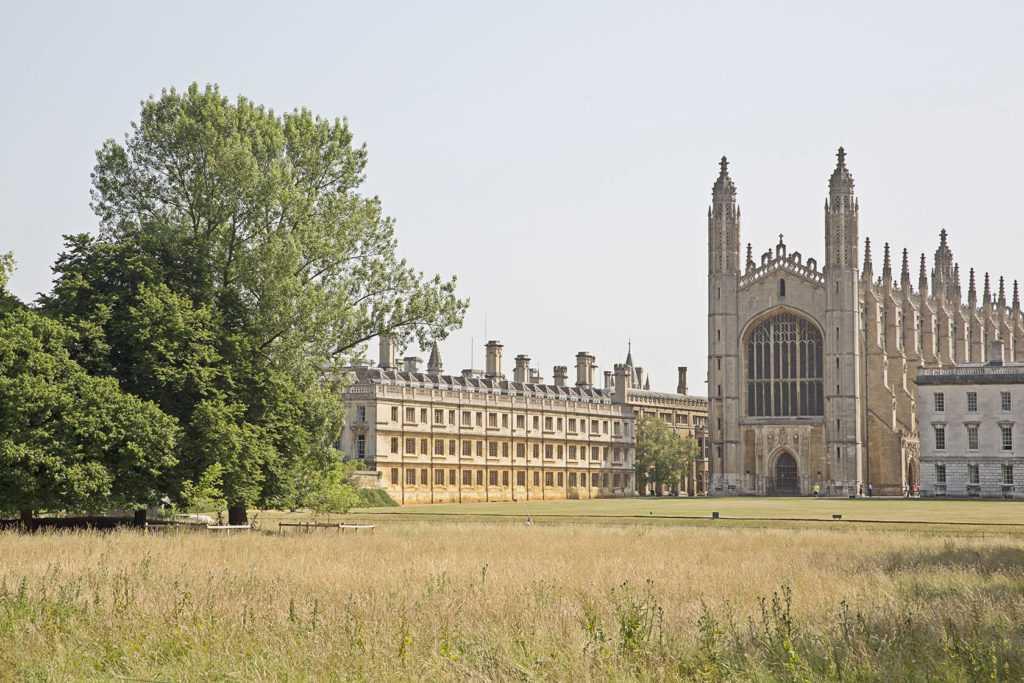 Etudier l'anglais à Cambridge