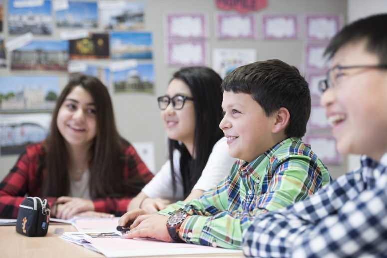 Cours d'anglais pour jeunes enfants