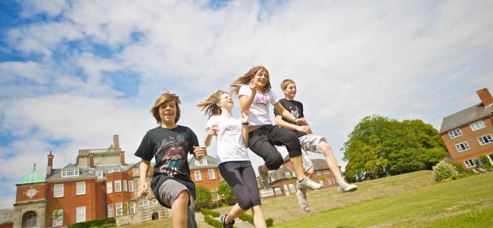 Stage d'anglais pour enfants pendant les vacances scolaires