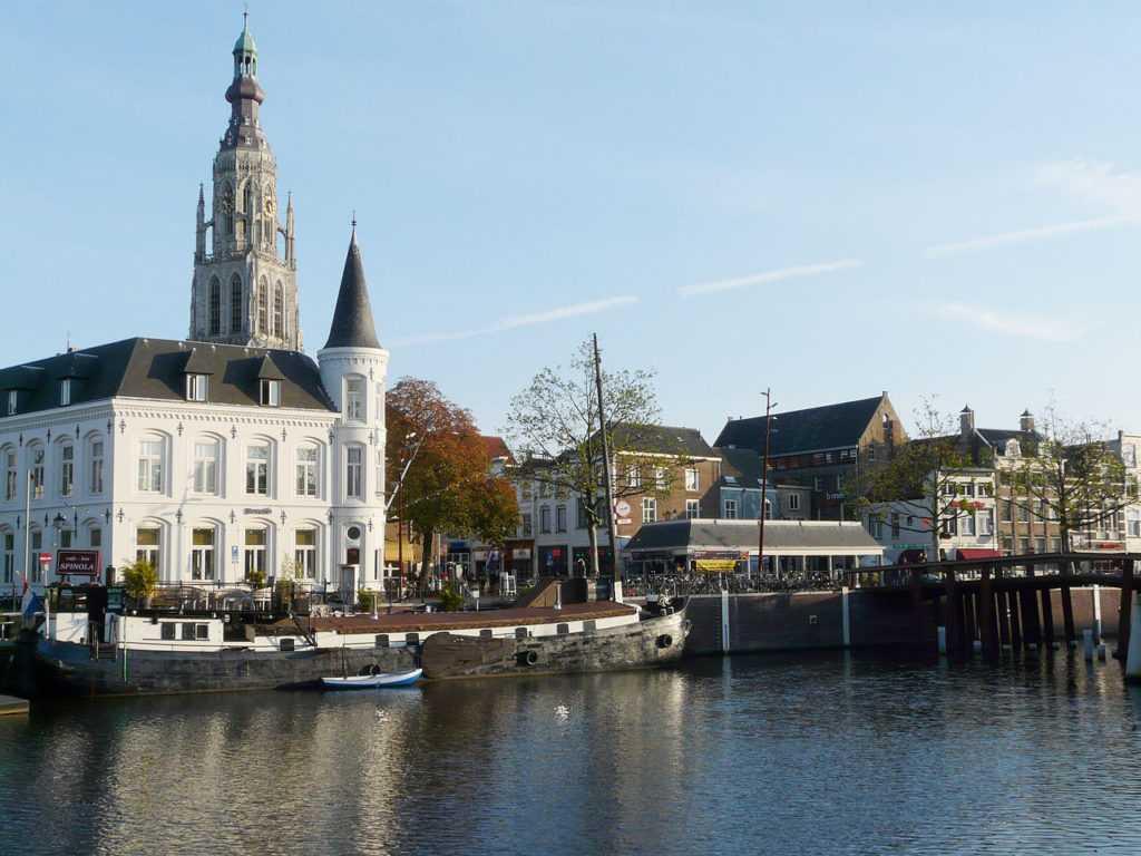Stage d'immersion en néerlandais à Bréda