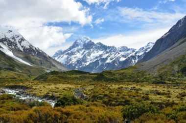Séjour linguistique en Nouvelle Zélande pour apprendre à parler l'anglais.
