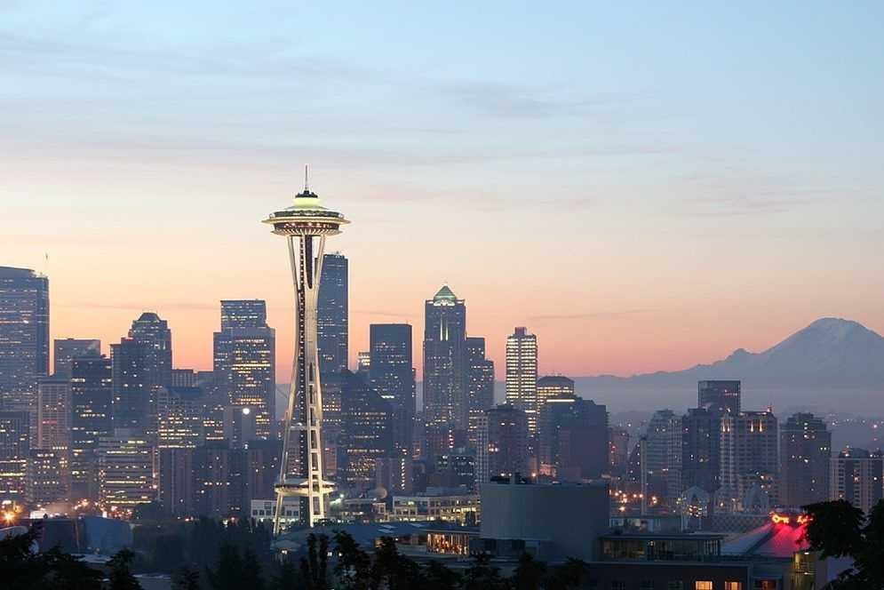 Apprendre l'anglais dans la ville de Seattle