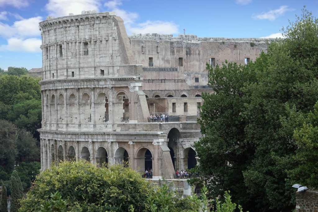 Cours d'italien à Rome