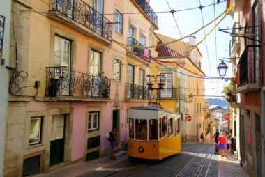 Séjour linguistique au Portugal, à Lisbonne pour apprendre à parler le portugais.